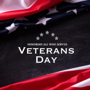 Point: Veterans Day Is About Much More Than Shopping