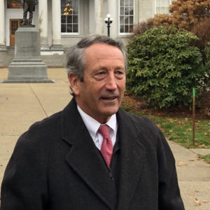 Impeachment Claims Its First Victim: Mark Sanford