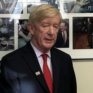 Weld's Advice to Dems on Impeachment: Less Is More