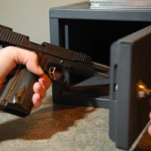 Safe Firearm Storage Can Help Prevent Suicide