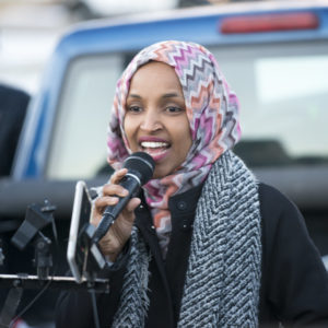 Omar to Keynote NH Young Democrats' Event, Despite History of Anti-Semitism