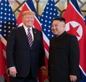 Biden Versus Trump on Korea, North and South