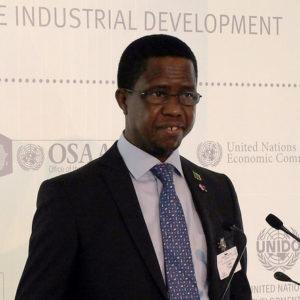 U.S. Takes Shenanigans From Zambia Lying Down
