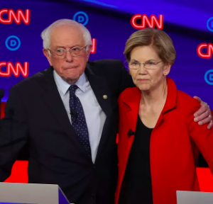 Warren's 'She Said, He Said' Play Will Cause Problems for Progressives
