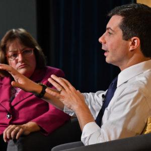 NH Congresswoman Backs Buttigieg, but Boosts Bernie
