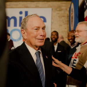 Bloomberg Privately Funds Attorneys in State AG Offices While Running for President