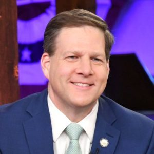 UNH Poll Gives Sununu Solid Lead Over Dem Contenders