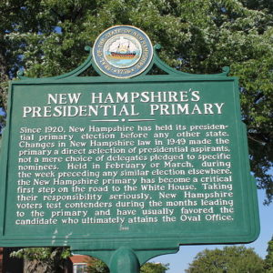 There's Nothing Wrong With the New Hampshire Primary