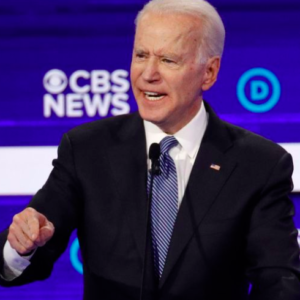 Joe Biden Wins — Or At Least Joe Biden Doesn't Lose — Democrat's Chaotic Shoutfest Debate