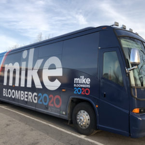 Bloomberg Opens N.H. General Election Campaign Office Before Participating in a Single Primary