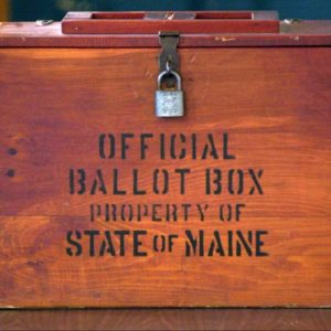 Maine Secretary of State Sued for Denying Access to Its Voter Rolls