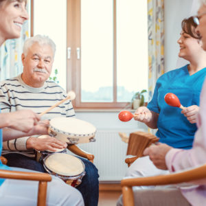 For Patients and Therapists — Please Don't Stop the Music