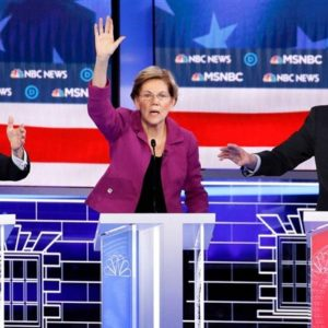 Warren Unleashed: In Dem Debate, MA Senator Takes On Entire Field, Lands Biggest Blows on Bloomberg
