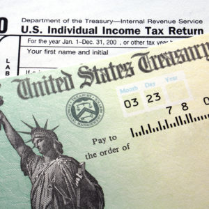 Say 'Yes!' to a Pre-Paid Tax Refund