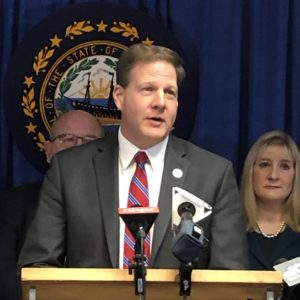 During COVID-19 Crisis, NH Dems Cede the Political Field to Sununu
