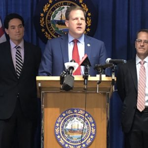NHDems Target Sununu Over 'Shelter In Place.' Is That Smart Politics?