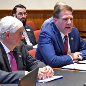 Sununu Touts Jobs and Babies, but Bails on Paid Leave Bill