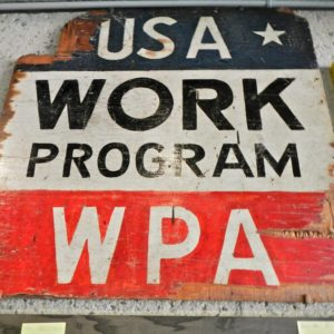 When It's Over, Fix the Gig Economy and Bring Back the WPA