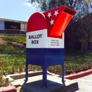 Why Mail-In Voting Isn't the Only Option for November