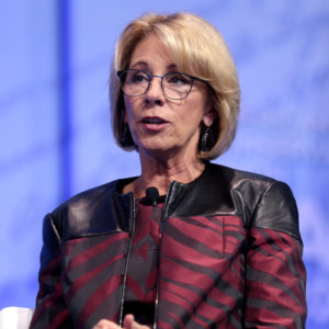 Counterpoint: Betsy DeVos is the Real Civics Failure