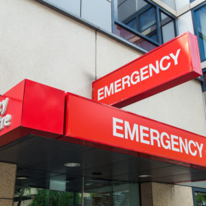 Unexpected Consequence of COVID-19 Crisis: Empty Emergency Rooms