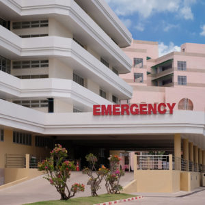 Cashing In on Taxpayer Hospital Bailout