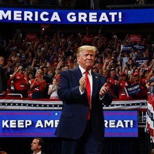 Trump Announces Campaign Rally in Portsmouth Saturday