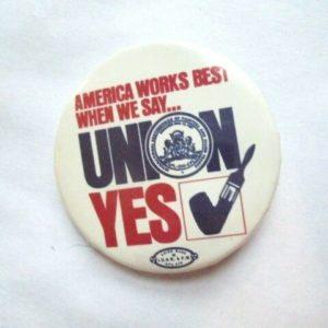 Labor Union Favor Included in COVID-19 Relief Plan