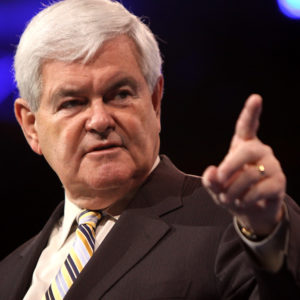 Newt Gingrich: Pandemic Lockdown Could Lead to High Number of 'Deaths of Despair'