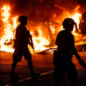 Police and Pentagon Are Bringing Our Wars Home