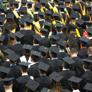 Graduates: Go for More Than the Nine Seconds of Recognition