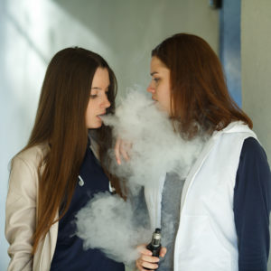 FDA Turns Up the Heat on Vaping Products Designed to Attract Kids
