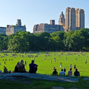 Olmsted's Living Legacy: Urban Parks in the Age of Coronavirus