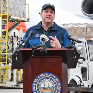 Granite Staters Continue to Give Gov. Sununu High Marks for Handling of COVID-19
