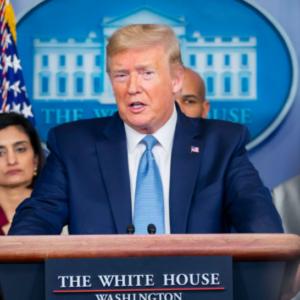 Trump Avoiding Bad News on Coronavirus