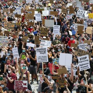 Media Gives Pass to Protests After Months of Lockdown Mania