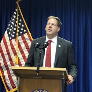 Sununu: No 'Systematic Racism in NH,' Rejects #DefundThePolice