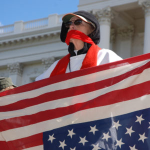 On Flag Day, Debate Over Respect for 'Old Glory' Still Waves