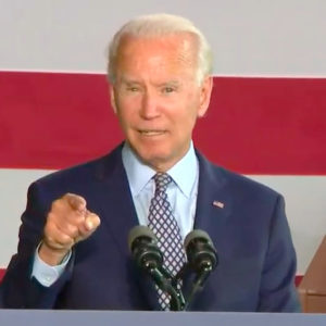 Biden Brings Trump-Style 'Buy American' Message to Pennsylvania