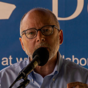 Volinsky Insults Host, Embraces Income Tax in Radio Debate