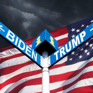 Trump v. Biden — Don't Bet on It
