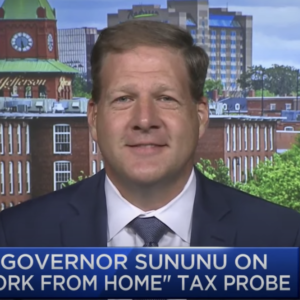 Gov. Sununu Calls Income Tax Proposals 'Garbage,' Democrats Pounce