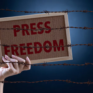 Press Freedom Is Democracy's Canary in the Coal Mine