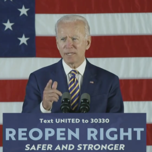 Poll Shows Philly Suburbs Back Biden