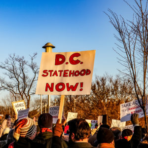 Statehood for D.C. and Puerto Rico