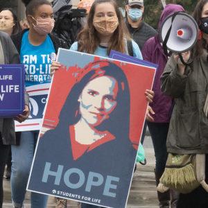 Catholic Voters Show Split Support for Amy Coney Barrett, Biden