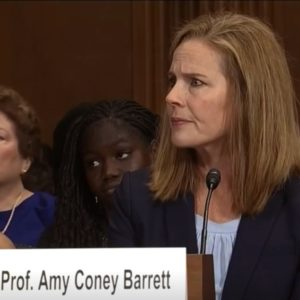 Religious Bigotry: On Display in the Barrett Hearings… and Elsewhere