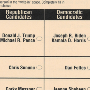 How Would NH Handle a Presidential Vacancy Before the Election?