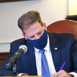 Angry Over Mask Mandate, NHGOP House Members Request Sununu Impeachment Investigation