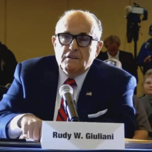 In PA Hearing, Giuliani Makes His Case for Voter Fraud 'Gone Wild'